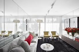 mirrored walls in living rooms stupendous mirror wall decoration ideas room emiliesbeauty com interior design 16