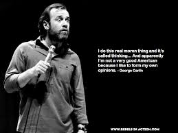 George Carlin Quotes 02 I Want Ice Water