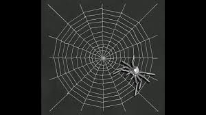 String Art Spider Web - Project #227