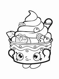 Shopkins Kleurplaat Luxe Dessert Kleurplaten Beste Van Cartoon