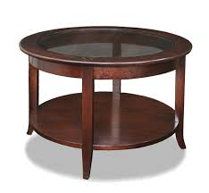 round glass top coffee table with wood base round glass top large round coffee table