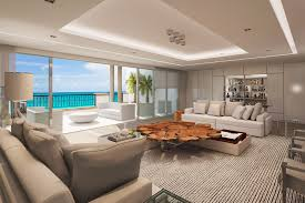 Fisher Island II - Living Room / Bar Living Bar  Living Ocean  Family   Kitchen  Bedroom  Master Bathroom.