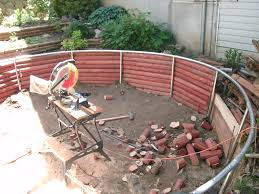 build how to build wood retaining wall on slope diy lean