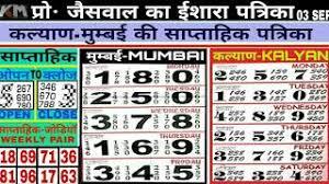 Kalyan Patrika Chart Playtube Pk Ultimate Video Sharing Website