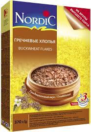 <b>Nordic хлопья гречневые</b>, <b>370</b> г — купить в интернет-магазине ...