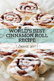 Vending Machine Cinnamon Roll Enchanting World's Best Bread Machine Cinnamon Roll Recipe Yes You Read That