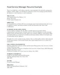 Fast Food Worker Resume Best solutions Of Food Service Worker Resume Fast Food Worker Resume 77