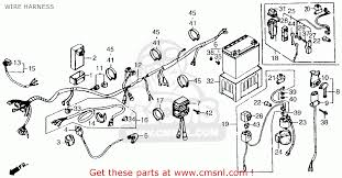 honda trx 250 wiring diagram wiring library wiring diagram for 86 honda trx 250 fourtrax block and schematic rh lazysupply co