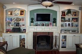 marble fireplace built in cabinets ins pa