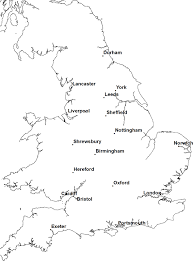 blank map united kingdom. Interesting Map About The Aquifer Maps Inside Blank Map United Kingdom