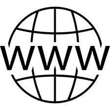 Afbeeldingsresultaat voor symbool website