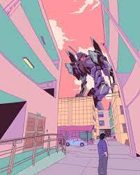 Neon Genesis Evangelion Aesthetic ...