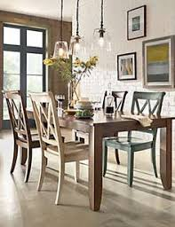 5pc dining set multi art van furniture