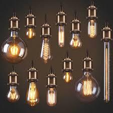 edison bulb pendant lighting. Interesting Bulb Edison Bare Bulb Pendant Lighting  Copper Brass Steel Matte Black  Finnish For