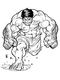 Small Picture Hulk coloring pages Download and print Hulk coloring pages