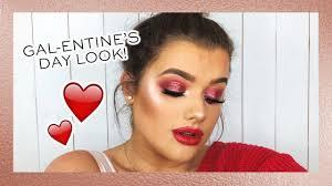 revolution glam valentine s day makeup