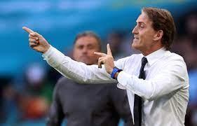 """مانشيني: """"الأمر لم ينته بعد بالنسبة لإيطاليا"""" - Football Italia"""