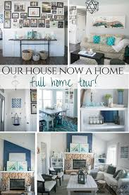 our house now a home over 2 000 ideas to decorate your house shared at this popular home decorating blog now including easy to follow recipes and