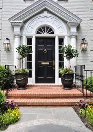 front door accessoriesThree Tips For A Welcoming Front Door  Alice Lane