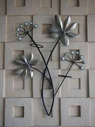 floral metal wall decor amazing four flowers metal wall art decor metal wall decor intended for on flower metal wall art decor with floral metal wall decor sdfp fo