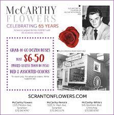 mccarthy flowers