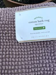 full size of organic cotton bathroom rugs pottery barn textured organic bath rug new pottery barn