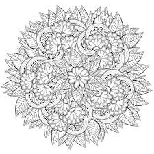 Risultati Immagini Per Mandala Fiore Di Loto Da Colorare Mandala
