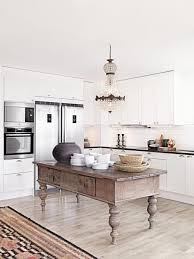Kitchen Island Or Table 125 Awesome Kitchen Island Design Ideas Digsdigs