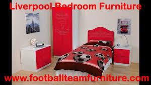 Liverpool Bedroom Wallpaper Liverpool Football Bedroom Furniture Youtube