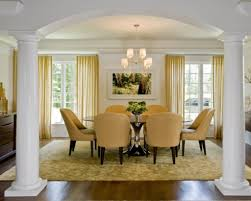 formal dining rooms with columns. dining room columns incredible 11 formal rooms with