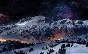 Snow Desktop Wallpapers on WallpaperSafari