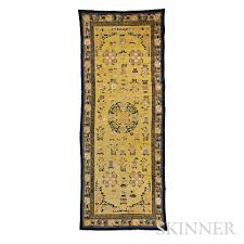 sold for 35 670 chinese hundred antiques rug