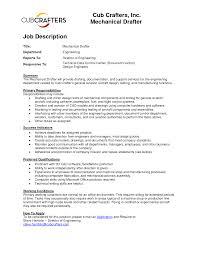 drafter job description info autocad designer resume description s draftsman lewesmr