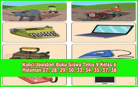 Try the suggestions below or type a new query above. Kunci Jawaban Buku Siswa Tema 9 Kelas 6 Halaman 27 28 29 30 33 34 35 37 38 Sanjayaops