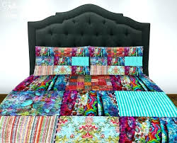 bohemian bed set bohemian bedding bohemian bedding duvet cover set or comforter pillow shams exceptional photos bohemian bed set loading peacock