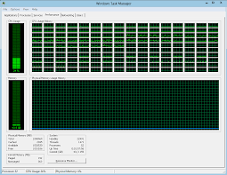 Using Task Manager With 64 Logical Processors Building