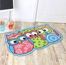 childrens area rugs. Kids Rug Cartoon Owl Carpet Children Area - For BedroHttps: Childrens Rugs F