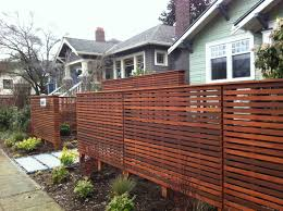 Enthralling Horizontal Wood Fence Design And Horizontal Wood Fence