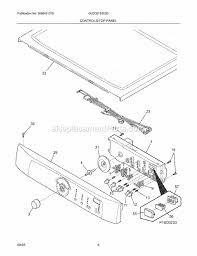 frigidaire gleq2152es0 parts list and diagram ereplacementparts com click to expand