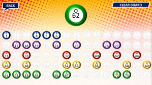Bingo Ball Generator Powerpoint Bingo Caller And Card Generator