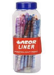 Linc Lazor Funpoint Ball Pen Jar - Pens - A D D Pens Limited, Old Rajender  Nagar, Delhi,
