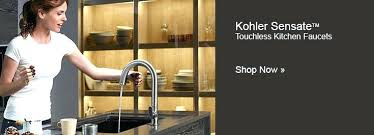 touch activated kitchen faucet. Touch Activated Kitchen Faucet Faucets Glacier Bay Tap . U