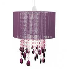 chandeliers fringe pink lamp shade pro purple chandelier shades for purple chandelier shades