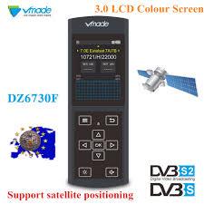 C Ku Band Satellite Chart Satlink Dz6370 Digital Satellite Meter Sat Finder Dvb S Fta