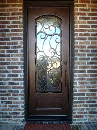 lovely iron entry doors s iron door page 5 wood entry doors with glass and wrought