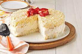 pineapple no bake cheesecake dessert