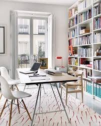 Do you work from home? How does your workspace look like then? (Mine is  orange!)