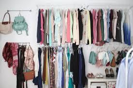 Unser begehbarer Kleiderschrank