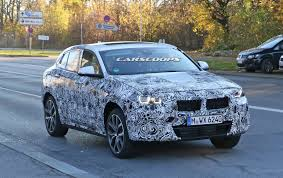 Coupe Series bmw x2 2016 : BMW X2 Will Be Previewed By Concept At Paris Show   Carscoops