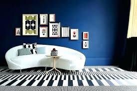 navy blue living room. Navy Blue Walls Living Room Dark Wall Best